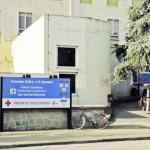 Ingresso dell'Ospedale