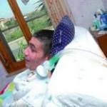 Un malato di SLA