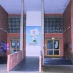 Ingresso del Liceo Pedagogico