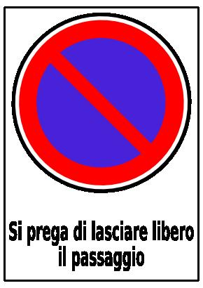 Passo carrabile