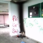 Degrado nella vecchia stazione