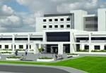 Progetto per il nuovo ospedale