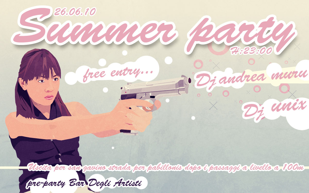 Summer Party 26/06