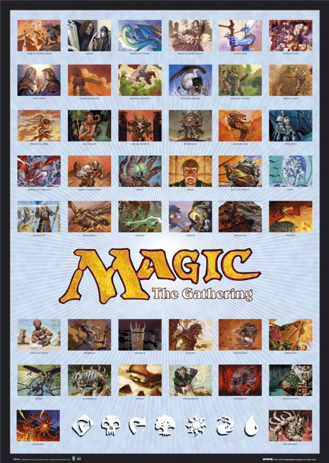 Magic The Gathering - San Gavino Monreale