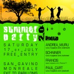 Summer Party pt2