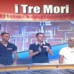 Mauro Mamusa, Alessandro Camedda e Ignazio Chessa