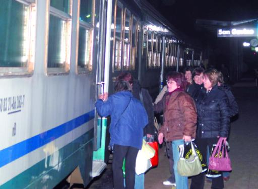 La stazione dei treni fantasma