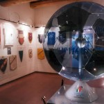 In un museo libri, maglie e video del calcio isolano