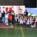 Teatro in limba con studenti-attori