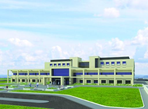 Nuovo ospedale, arrivano i soldi