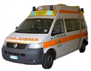 Due nuove ambulanze per i volontari del 118
