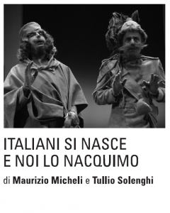 Italiani si nasce, e noi lo nacquimo