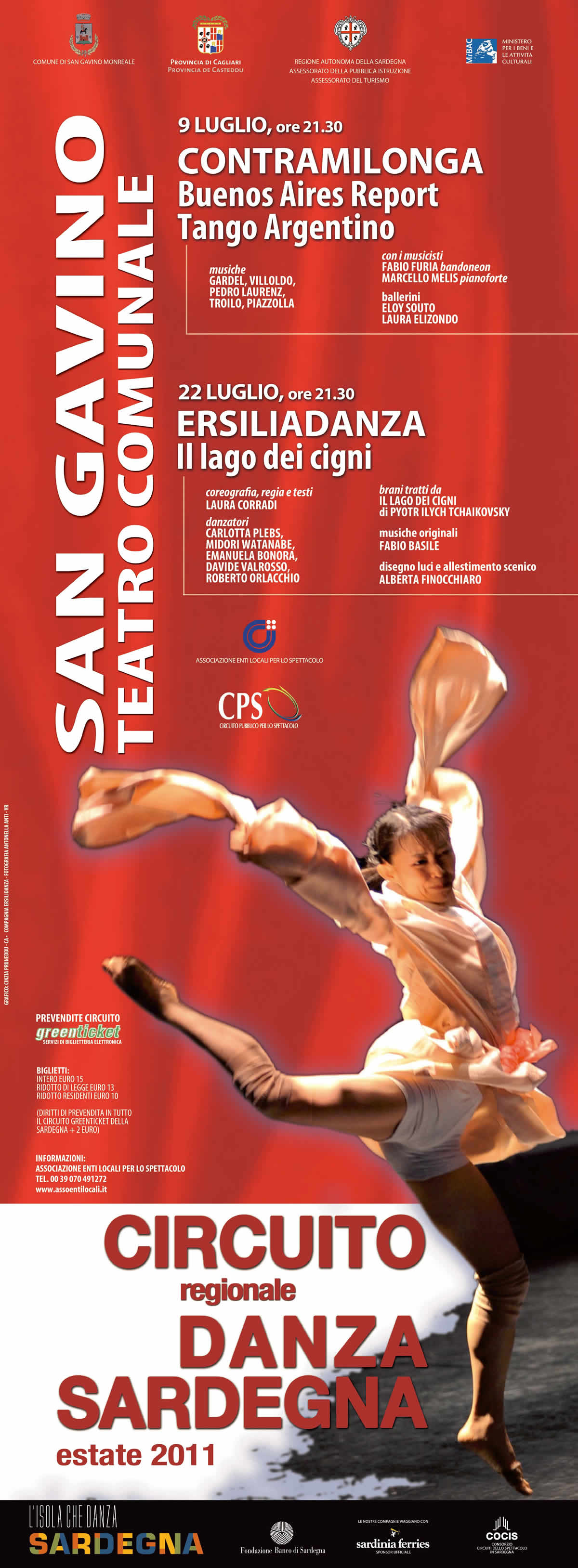 Circuito Danza Estate 2011