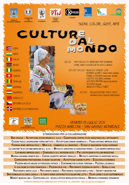 Culture dal Mondo