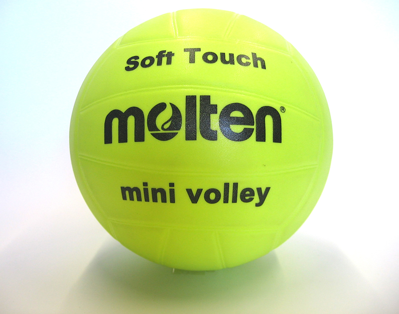 Mini-volley, gare ai giardini