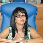 Simona Lobina,  Assessore provinciale alle Politiche e Servizi per il Lavoro