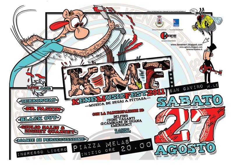 KeneMusicFest 2011