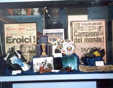 Un museo del calcio