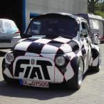 Fiat 500, raduno e giro turistico