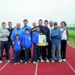 Elvio Carola, la vita per lo sport