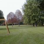 Parco con vista sulla fonderia