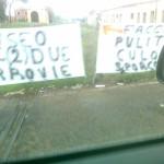Torna la protesta contro le Ferrovie Italiane