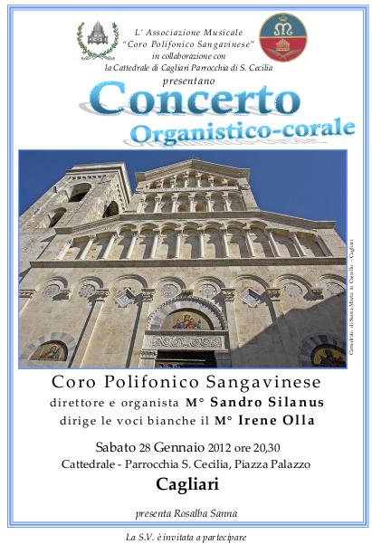 Concerto organistico corale