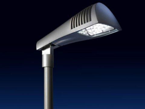 Lampioni a risparmio energetico