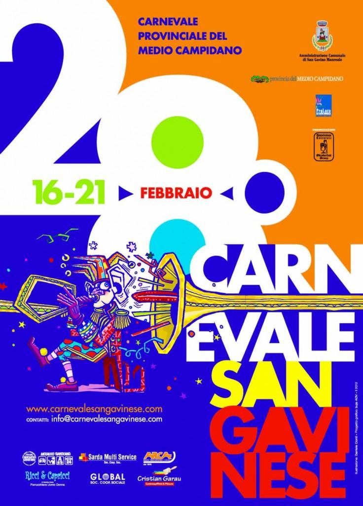 Carnevale Sangavinese 2012