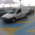Handicap e parcheggi