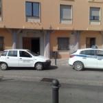 Il Municipio di San Gavino Monreale, teatro di aspre polemiche
