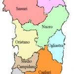 I sardi cancellano le quattro Province meteora