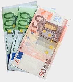 250ВЈ In Euro