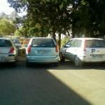 Scuola di... parcheggio?