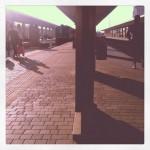Stazione di San Gavino - Foto di Giovanni Arixi