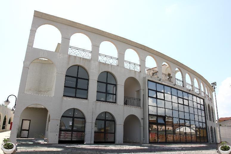 L'anfiteatro di San Gavino Monreale