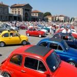 Le Fiat 500 in vetrina