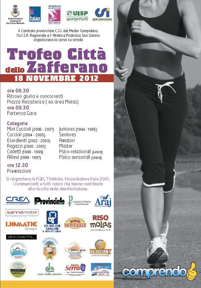 """Trofeo """"Città dello Zafferano"""" 2012"""