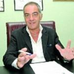 Il sindaco Gianni Cruccu