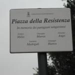 Piazza della Resistenza