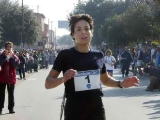 Claudia Pinna (CUS Cagliari)