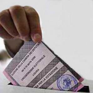 Corsa elettorale
