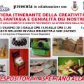 Mostra mercato con gli artigiani di San Gavino