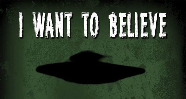 """Il motto diventato """"cult"""" grazie alla serie TV """"X-Files"""""""