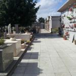 Nuovi loculi e restauro delle tombe