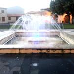 La fontana di piazza della Resistenza
