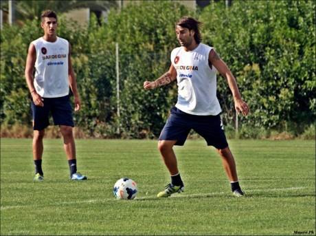 Alessandro Deiola e Daniele Conti