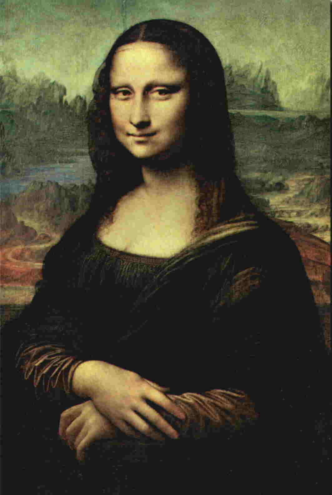 La Monnalisa di Leonardo