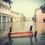 San Gavino Monreale è sott'acqua!