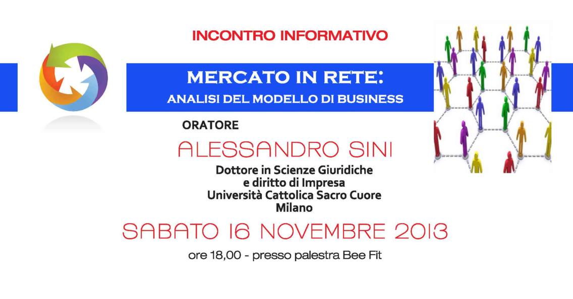 Mercato in rete: analisi del modello di business